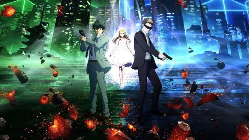 Ingress - netlix anime