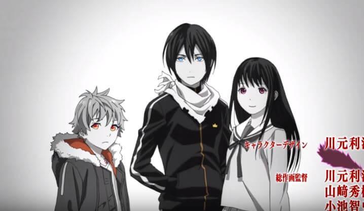 Noragami - netlix anime