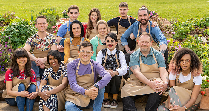 GBBO Season 10 Contestants