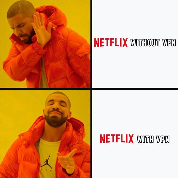netflix vpn titles